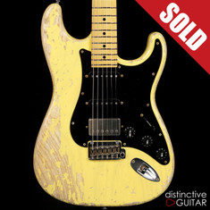 Suhr Classic Antique Custom Trans Blonde