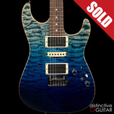 Tom Anderson Drop Top Shorty Arctic Blue Surf