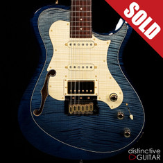 Knaggs Choptank Tier 2 HSS Faded Midnight Blue