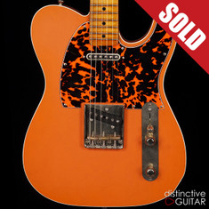 Palir Mojo Titan Double Bound Tele Capri Orange