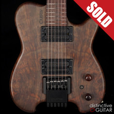 Carvin HH2 Allan Holdsworth Signature Custom Walnut Top