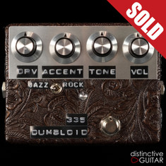 Shin's Music / Dumbloid 335 Special Overdrive Brown Western