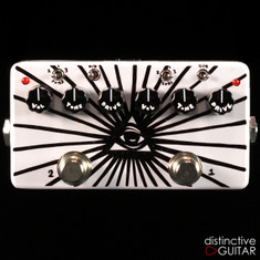 Zvex Double Rock Custom NAMM Show One-Off D063