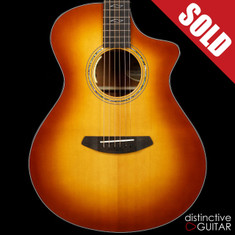 Breedlove Legacy Concert Limited Natural Burst