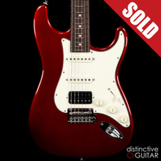Suhr Classic Pro Metallic Candy Apple Red