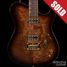 Melancon Custom Artist T Natural Burst Walnut