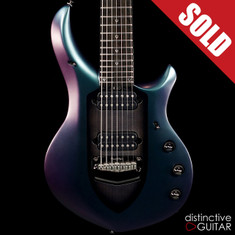 Ernie Ball Music Man John Petrucci Signature Majesty 7 Arctic Dream