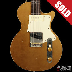 Fano Alt De Facto SP6 Light Relic Goldtop