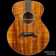 Demo Breedlove Exotic Series King Koa Natural Solid Figured Koa