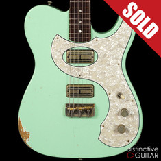 Fano Alt de Facto TC6 Surf Green Relic