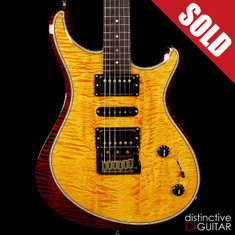 Knaggs Severn Tier 1 Golden Natural / Burgundy