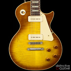 Rock N Roll Relics Heartbreaker 1959 Reissue Tobacco Burst