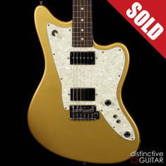 Tom Anderson Raven Classic Satin Egyptian Gold