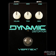 Vertex Dynamic Distortion Black