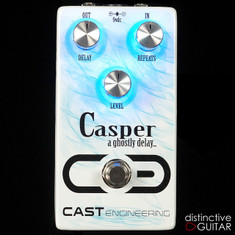 CAST Engineering Casper Delay White