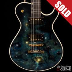 Knaggs Kenai SSC Steve Stevens Signature Galaxy Custom Paint