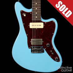 Tom Anderson Raven Classic Satin Baby Blue