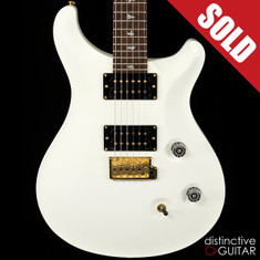 Paul Reed Smith PRS Dave Navarro Custom 24 Signature Jet White