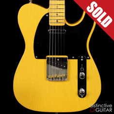 Mike DeTemple '52 Tele Butterscotch