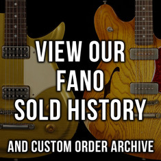 Fano Sold History & Custom Order Archive