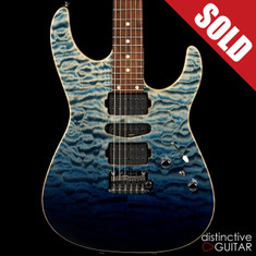 Tom Anderson Angel Arctic Blue Surf