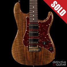 Suhr Custom Classic Figured Walnut Natural Gloss JS9Q6A