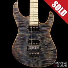 Suhr Modern Custom Trans Blue Denim / Slate 19938