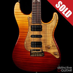Suhr Custom Standard Distinctive Select #22 Desert Gradient
