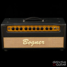 Bogner Shiva Silver Chassis
