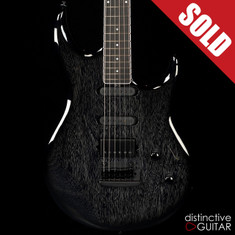 Ernie Ball Music Man Luke III BFR Limited Edition Signed HSS Tumescent