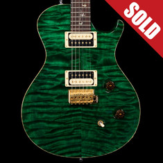 2005 PRS Singlecut 20th Ann Artist Emerald Green