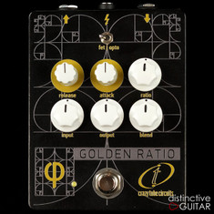Crazy Tube Circuits Phi Golden Ratio Compressor FET/Opto