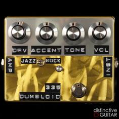 Shin's Music Dumbloid 335  Gold Scratch