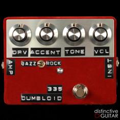 Shin's Music Dumbloid 335  Bordeaux Velvet