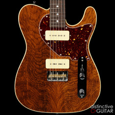 Suhr Classic T Custom Limited P90 Guatemalan Rosewood Natural Gloss JS6K7E