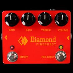 Diamond Fireburst Silicon Fuzz FBR1 1