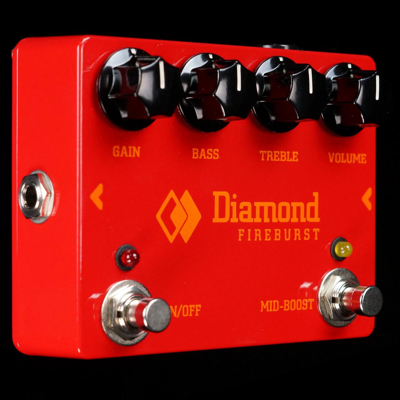 Diamond Fireburst Silicon Fuzz FBR1 2