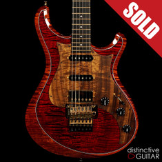 Knaggs Severn XF Tier 2 Burgundy/Copper