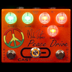 CAST Engineering Mike Zito Peace Drive Orange