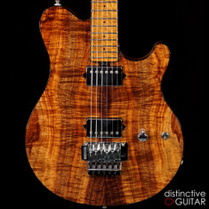 Ernie Ball Music Man Axis BFR #58 - Natural Koa