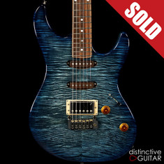 Fibenare Roadmaster FB Blue Burst Flame