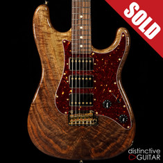Suhr Classic Custom Figured Walnut Natural JS4R6Q