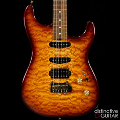 Iconic Evolution S Limited Amber Burst Quilt