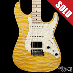 Tom Anderson Drop Top Classic Natural Yellow Sun Quilt