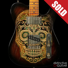 Palir Titan Custom Day Of The Dead
