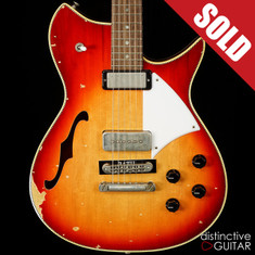 Fano Alt de Facto RB6 Thinline Fire Glow Burst