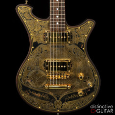 Wild Custom WildOne Iron Top Chronograph NAMM Showpiece