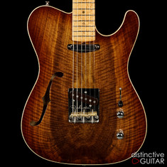 Fibenare Roadmaster '56 Thinline Walnut Burst NAMM Showpiece