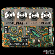 Shin's Music Dumbloid ODS Overdrive Special Sukimo Leather Blue Marble #1222
