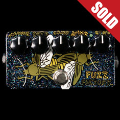 Zvex Custom Fuzz Factory L104